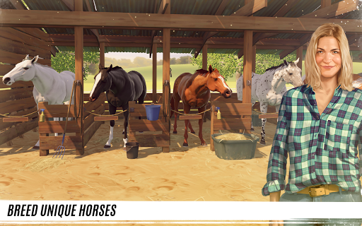 Rival Stars Horse Racing apkslow screenshots 18
