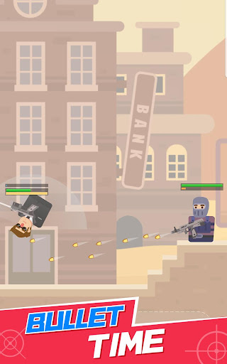 Mr Spy - Bullet Superhero Adventure 0.5.3 screenshots 6