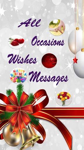 Messages For Various Occasion