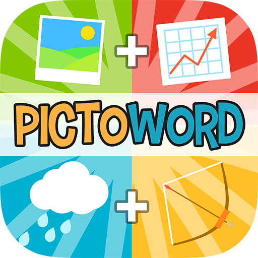 Pictoword: Word Guessing Games game (apk) free download for Android/PC/Windows