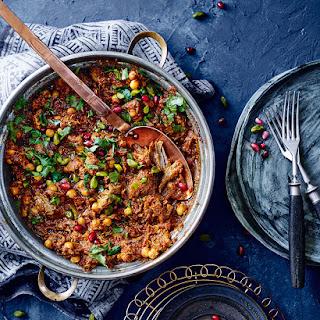 Moroccan Spiced Lamb Tagine Recipes.