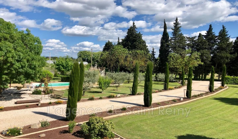 Villa avec piscine Chateaurenard