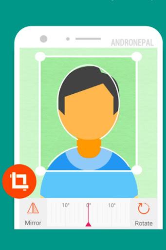 Passport Size Photo Maker - ID Photo Application 1.3.16 screenshots 15
