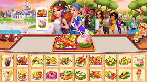 Cooking Frenzyu2122: A Crazy Chef in Cooking Games filehippodl screenshot 2