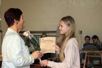 Photo: DEN 2013 - podziękowanie najlepszym uczniom