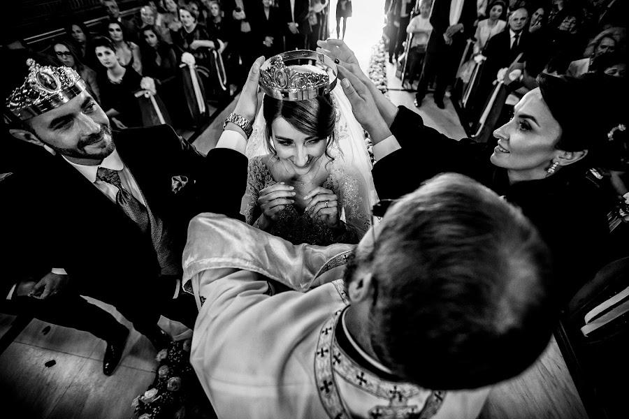 Wedding photographer Sabina Mladin (sabina). Photo of 14.01.2020