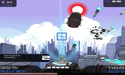 City Defense Battle:Shooting 1.0.1 screenshots 5
