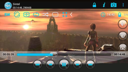 BSPlayer lite screenshot 5