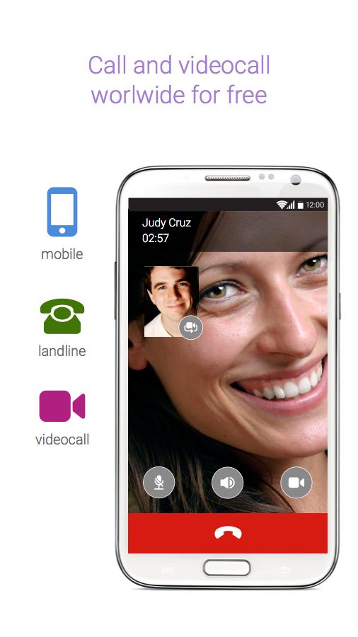 indoona- screenshot
