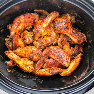 How to Cook Chicken Wings in a Slow Cooker.