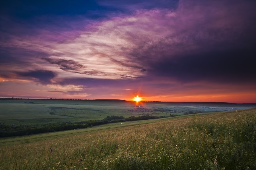 by Titire Catalin - Landscapes Prairies, Meadows & Fields