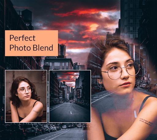 Blend Me Photo Editor 8.12 screenshots 1