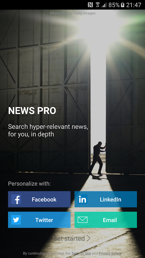 News Pro: For You, In Depth- screenshot
