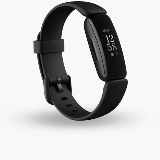 Fitbit Inspire 2 in nero