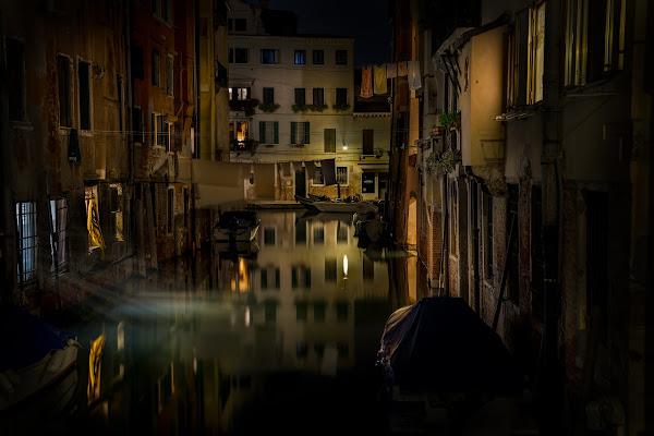 Venezia che dorme di aliscaforotto