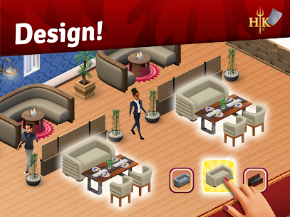 Hell's Kitchen: Match & Design MOD APK (Unlimited Moves) 9