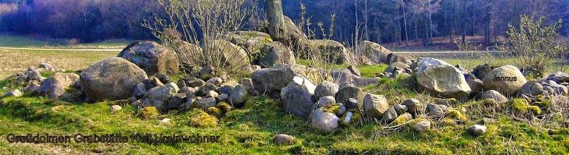 Photo: Großdolmen Grabstätte Kult Ureinwohner