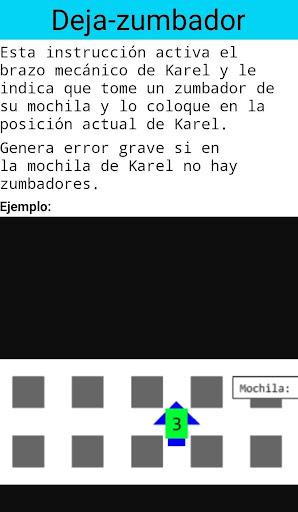 Tuto-Karel Pascal screenshot 3