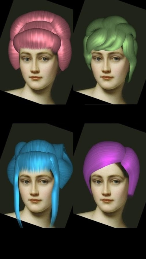 3D Hairdresser- screenshot