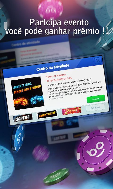 Boyaa Pôquer - screenshot