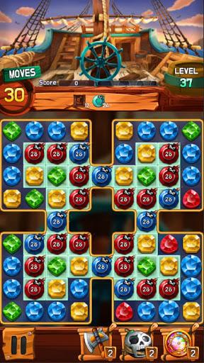 Jewel Voyage: Match-3 puzzle apktram screenshots 3