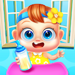 My Baby Care - Newborn Babysitter & Baby Games 1.9