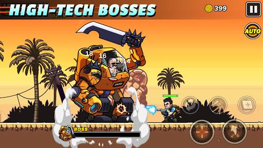 Iron Soldier - Super Metal Shooter Squad  captures d'écran 1