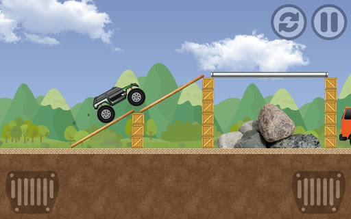 Monster Truck Xtreme Offroad Game modavailable screenshots 9