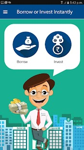 Borrow & Invest as Instant EMI- screenshot thumbnail