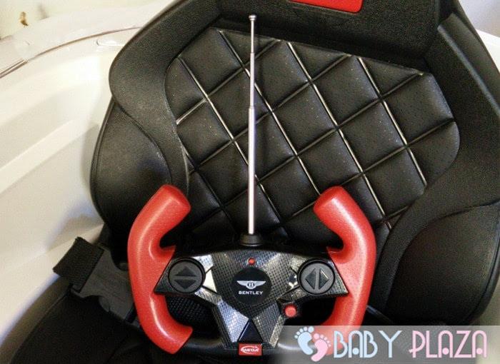 Siêu xe oto điện trẻ em Bentley 82100 12