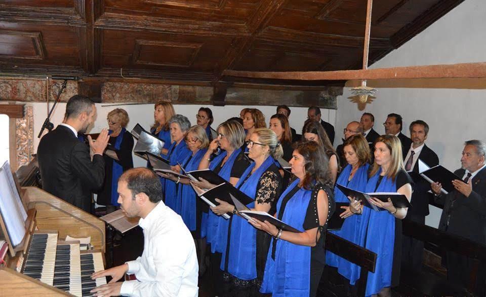 Coro da Misericórdia de Lamego atua na Romaria de Nossa Senhora da Lapa