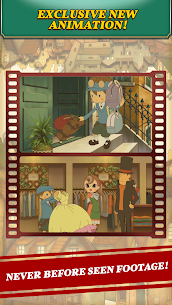 Layton: Curious Village in HD 4