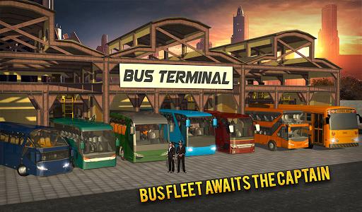 Coach Bus Simulator - City Bus Driving School Test 1.7 screenshots 24