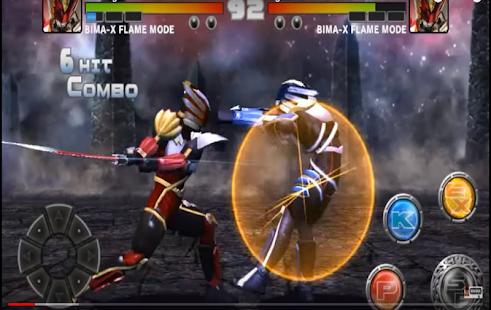 Tips For Bima-X Satria Garuda Superhero - náhled