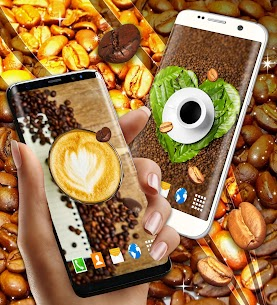 Coffee Live Wallpaper ☕ Beans HD Wallpapers 5