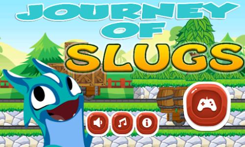 Super Journey Of Slugs screenshot 0