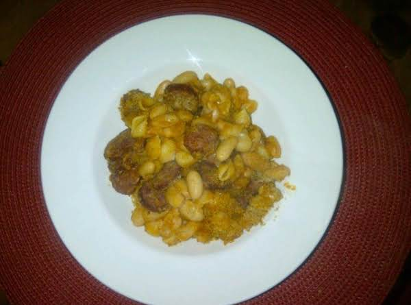 Sausage And Bean Casserole Recipe