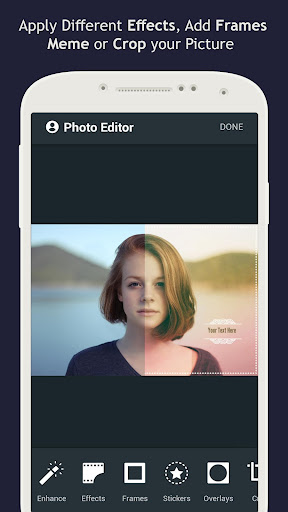 Photo Editor - Photo Effects and Picture Editor 2.1 screenshots 1