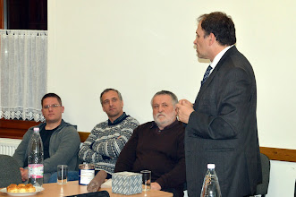 Photo: Dr. Kereki Ferenc (RHK Kft.) előadása