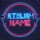 Stylish name maker (app)