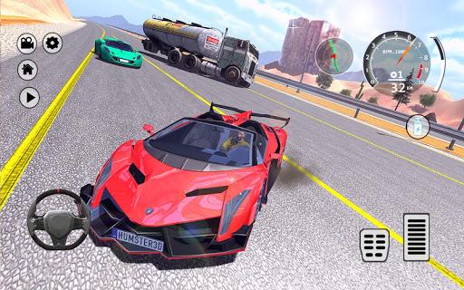 Drift Simulator: Veneno Roadster 1.0 screenshots 3