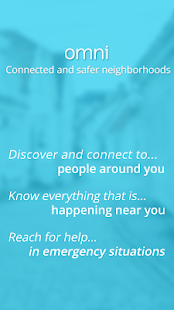 Omni: Safer Neighborhoods- screenshot thumbnail