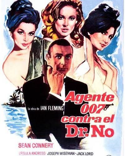 Agente 007 contra el Doctor No (1962, Terence Young)