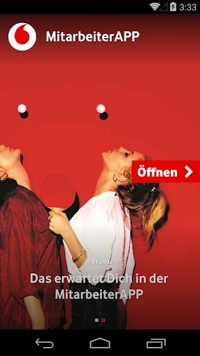 Vodafone Mitarbeiterapp 2.5.2 screenshots 1