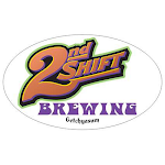 Logo of 2nd Shift Black Noise Willet Rye Barrel