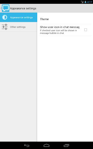 Messenger ++ screenshot 4