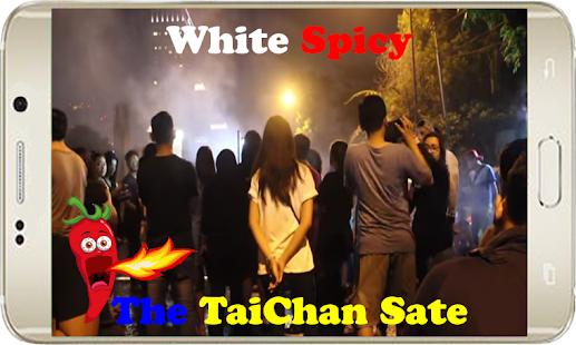 Si Putih TaiChan Sate Pedas screenshot