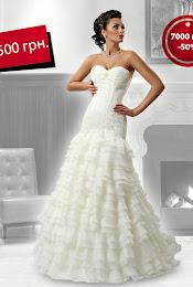 6f31ef0751a3d2 Весільні сукні від весільних салонів Винниці