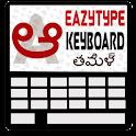 EazyType Telugu input Keyboard icon