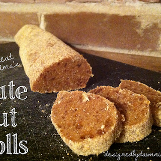 Great Grandma's Date Nut Rolls {No-Bake!}